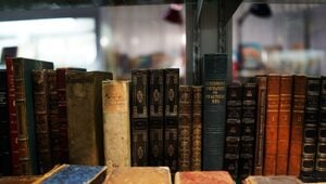 Thumbnail for Antique Books Worth Millions Stolen In London Heist