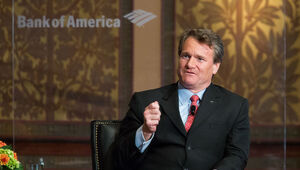 Thumbnail for CEO Brian Moynihan Awarded for Bank of America's Big Growth