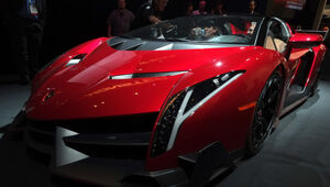 Thumbnail for Rare $4M Lamborghini Venenos Included In Aventador Recall