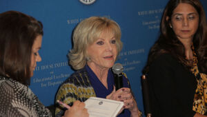 Thumbnail for Elaine Wynn Donated $1 Million To Planned Parenthood