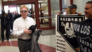 Thumbnail for Raiders Still Planning To Move To Vegas With Or Without Sheldon Adelson's Help