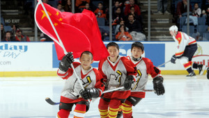 Thumbnail for Meet The Chinese Billionaire Who Wants To Bring Professional Hockey To China