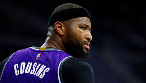 Thumbnail for DeMarcus Cousins Was Traded Because The Kings Felt He Wasn't Worth The Headache