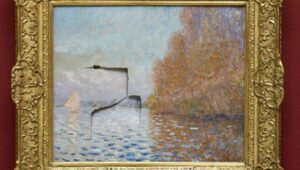Thumbnail for Remember That Time Someone At The National Gallery Of Ireland Punched A Priceless Monet Painting?