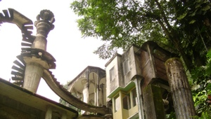 "Thumbnail for Las Pozas: The ""Surrealist Xanadu"" Playground Built By A Millionaire In The Mexican Jungle"
