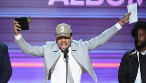 Thumbnail for Chance The Rapper Named One Of Time Magazine's Most Influential People
