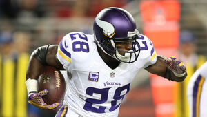 Thumbnail for Adrian Peterson Says He Is In 'No Rush' To Sign With A New Team