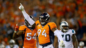 Thumbnail for DeMarcus Ware Turned Down $9 Million To Retire