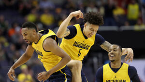 Thumbnail for A Las Vegas Casino Owner Will Make A LOT Of Money If Michigan Wins The National Title