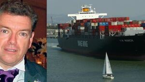 Thumbnail for A Billionaire Irish Mob Boss Reportedly Bought A Commercial Cargo Ship For His Drug Supplies