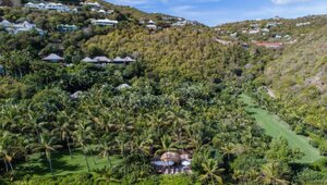 Thumbnail for Retired Hedge Fund Manager Lists Lavish $67 Million St. Barts Estate. OMG This Looks Like Paradise.