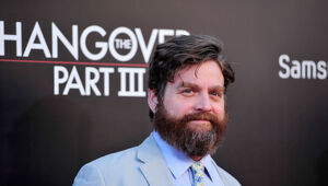 Thumbnail for Zach Galifianakis Went Beyond The Call Of Duty For A Homeless Woman