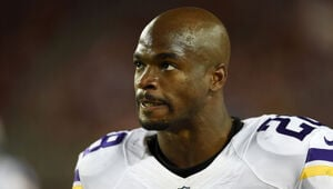 Thumbnail for Adrian Peterson Signs Two-Year Deal With New Orleans Saints