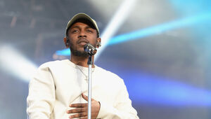 Thumbnail for Kendrick Lamar Becomes The Fifth Artist In History To Chart 14 Tracks, Simultaneously, On The Hot 100