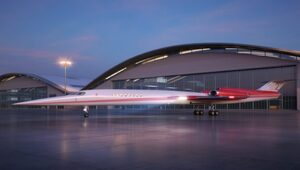 Thumbnail for Billionaire Robert Bass Enlists GE To Create Supersonic Luxury Jet