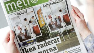 Thumbnail for Billionaire Mats Qviberg Sells Significant Stake In Swedish Newspaper For Single Krona – About Ten Cents!