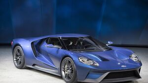 Thumbnail for Even Multi-Millions Aren't Enough For This Exclusive Ford Supercar