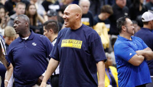 Thumbnail for Lavar Ball Now Wants $3 Billion From Major Shoe Companies If They Want A Deal With His Big Baller Brand