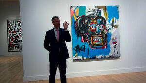 Thumbnail for Untitled Work By Jean-Michel Basquiat Sold For Record-Breaking Sum
