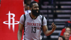 Thumbnail for Moses Malone Jr. Alleges In Civil Suit That James Harden Ordered A 'Hit' On Him
