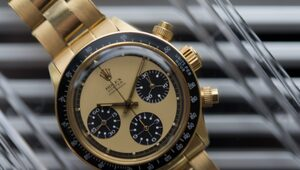 Thumbnail for Oyster Paul Newman Watch In Gold Sells For Millions–Becomes Most Expensive Rolex Daytona Ever Publicly Sold