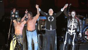 Thumbnail for Billy Corgan Is Purchasing The National Wrestling Alliance