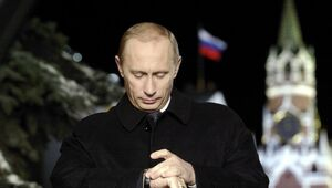 Thumbnail for Russia Vehemently Denies That Vladimir Putin Is Auctioning Off A Super Expensive Watch