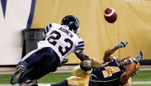 Thumbnail for A Woman Lost Out On $1 Million, Thanks To A Controversial Penalty In A CFL Game