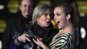 Thumbnail for Carrie Fisher's 24-Year-Old Daughter Billie Lourd Named Beneficiary Of $25 Million Fortune
