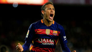 Thumbnail for PSG Reportedly Willing To Pay World Record Transfer Fee To Acquire Neymar