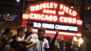 Thumbnail for Chicago Cubs Fans Keep Uncashed World Series Betting Slips As Mementos, Saving Vegas More Than $100,000