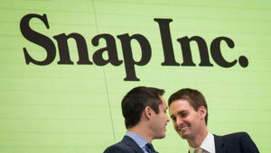 Thumbnail for Snapchat's Founders Have Lost Billions This Year