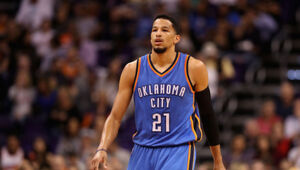 Thumbnail for Andre Roberson Allegedly Left A Bartender A Terrible Tip After He Signed A $30 Million Contract