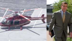 Thumbnail for Anheuser Busch Heir Tried To Fly A Helicopter While Drunk