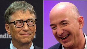 Thumbnail for Jeff Bezos Was The Richest Human On The Planet For Six Hours, But Bill Gates Is Back On Top