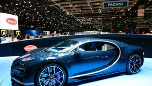 Thumbnail for The $3 Million Bugatti Chiron Is The New, Fastest Car In The World
