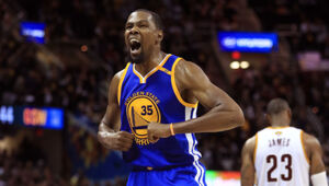 Thumbnail for Kevin Durant's Decision To Give The Warriors A Discount May Change The NBA Landscape Entirely