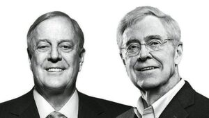 Thumbnail for The Koch Brothers Have Been Secretly Investing In Hollywood Movies Like 'Wonder Woman'