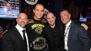 Thumbnail for Fertitta Brothers Unload The Rest Of Their UFC Stake