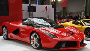 Thumbnail for Rare Ferrari Sold At Charity Auction For $10 Million