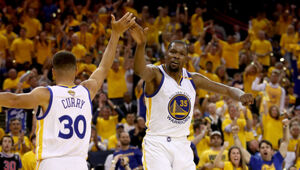 Thumbnail for The Golden State Warriors Signed The Largest NBA Advertising Deal Yet