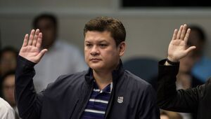 Thumbnail for Philippine President Duterte's Son Has Alleged Ties To $125M Drug Shipment