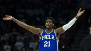 Thumbnail for Joel Embiid Could Be Making Close To $36 Million A Year… Are The 76ers Crazy Or Geniuses?