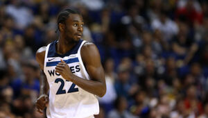 Thumbnail for Andrew Wiggins Signs 5-Year $146.5 Million Extension With Minnesota