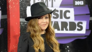 Thumbnail for Lisa Marie Presley Suing Business Managers For Squandering $100 Million