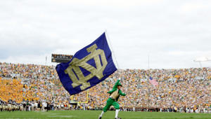 Thumbnail for One Wealthy Alumnus Is Giving Notre Dame A $100M Gift