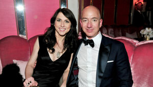 Thumbnail for Inside The Marriage Of Jeff and MacKenzie Bezos