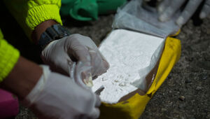 Thumbnail for Colombian Police Make Biggest Cocaine Bust Ever In Country's History