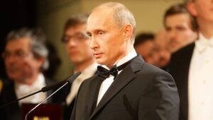 Thumbnail for Vladimir Putin's Inner Circle Continues To Get VERY Rich