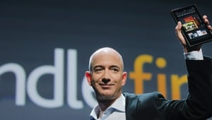 Thumbnail for Jeff Bezos Is Officially Worth $100 Billion
